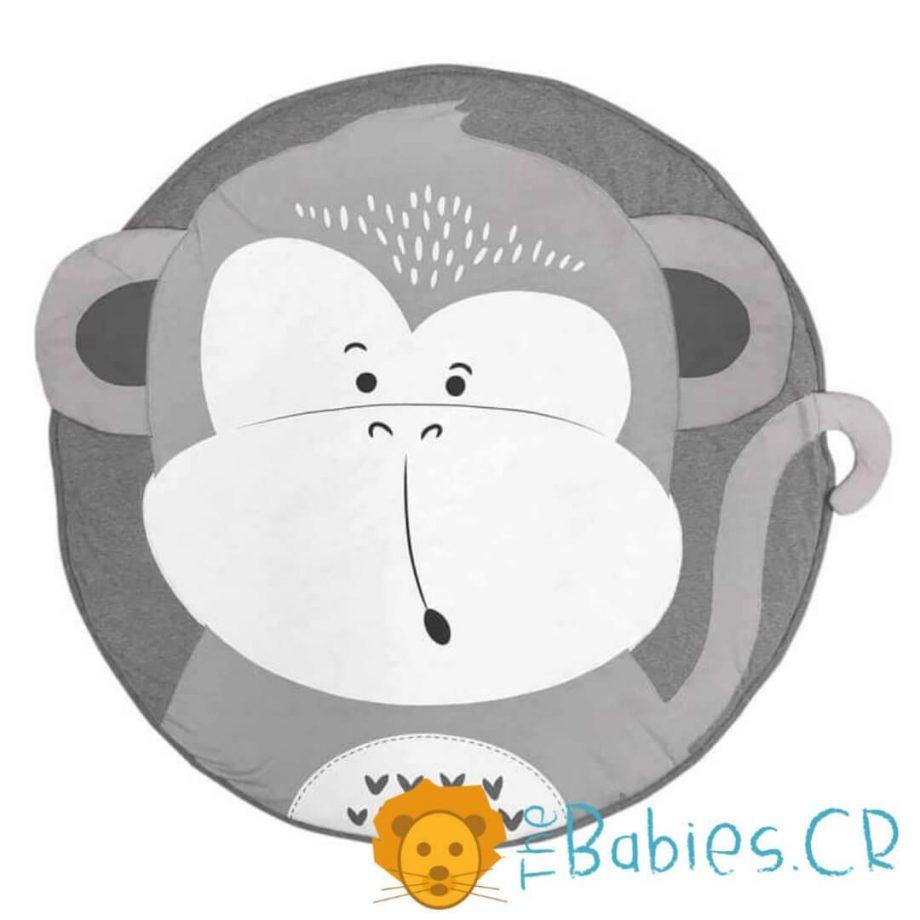 Alfombra circular de Mono