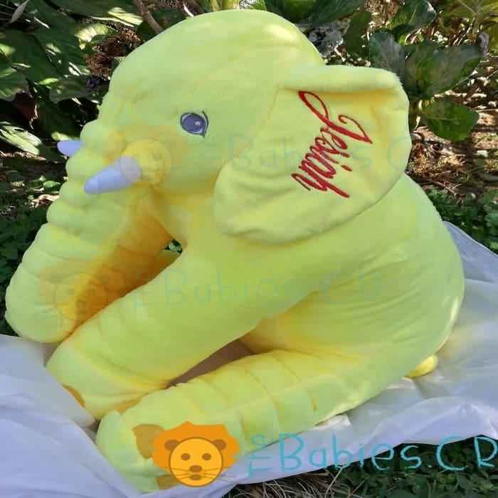 Elefante Amarillo Personalizado