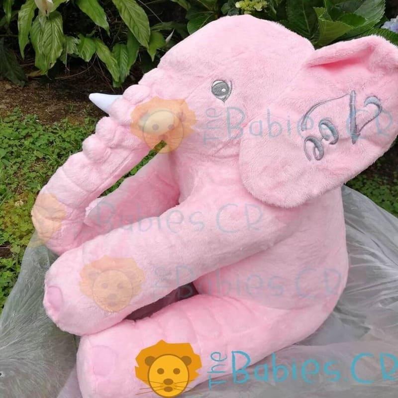 ElefantePersonalizadoRosado